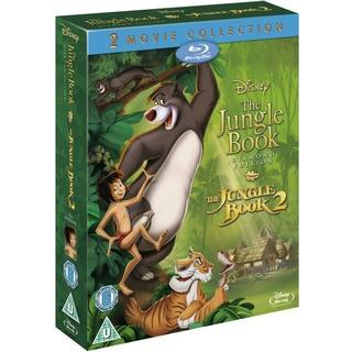 The Jungle Book 1 and 2 [Blu-ray] [1967]